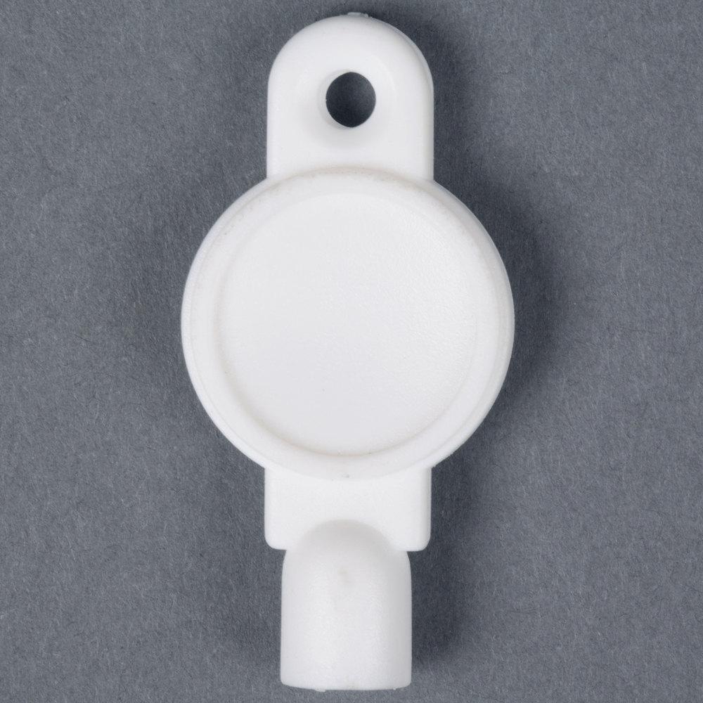 Plastic Key For Lavex Janitorial Circular Toilet Tissue