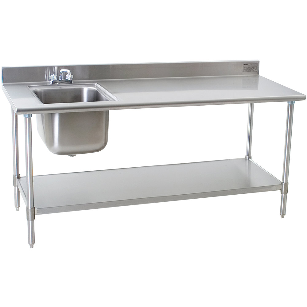 Eagle Group T3072seb Bs E23 30 Quot X 72 Quot Stainless Steel