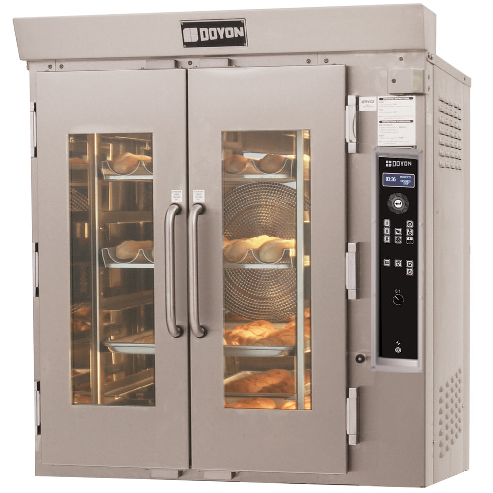 doyon ja8 jet air single deck electric bakery convection oven 10 8 kw. Black Bedroom Furniture Sets. Home Design Ideas
