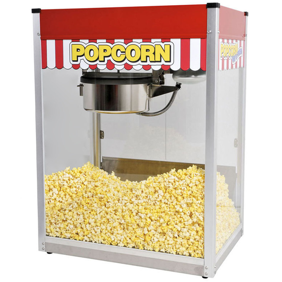 paragon 1120810 classic pop 20 oz popcorn machine. Black Bedroom Furniture Sets. Home Design Ideas