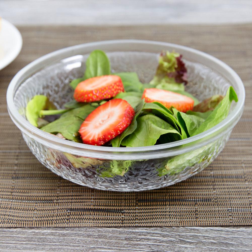 Carlisle Sb6607 14 1 Oz Pebbled Serving Salad Bowl
