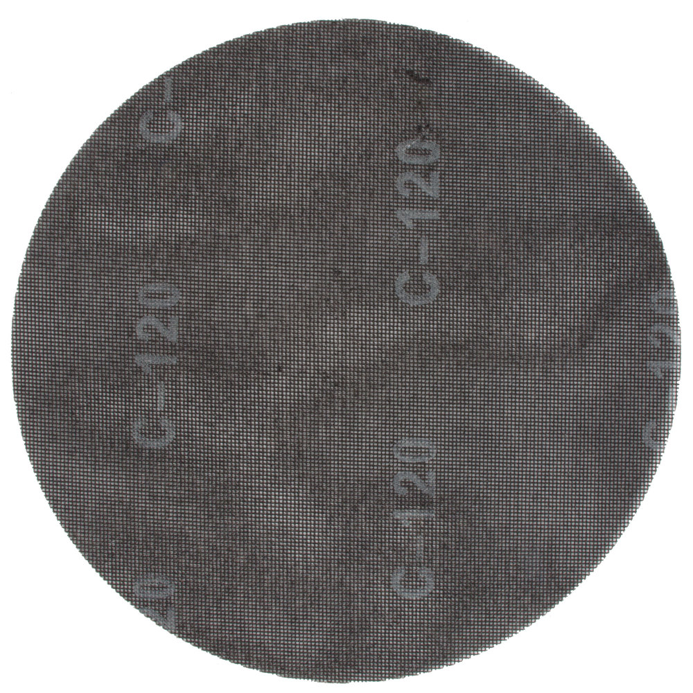 "Scrubble by ACS 32167 13"" Sand Screen Disc with 120 Grit - 10/Case"