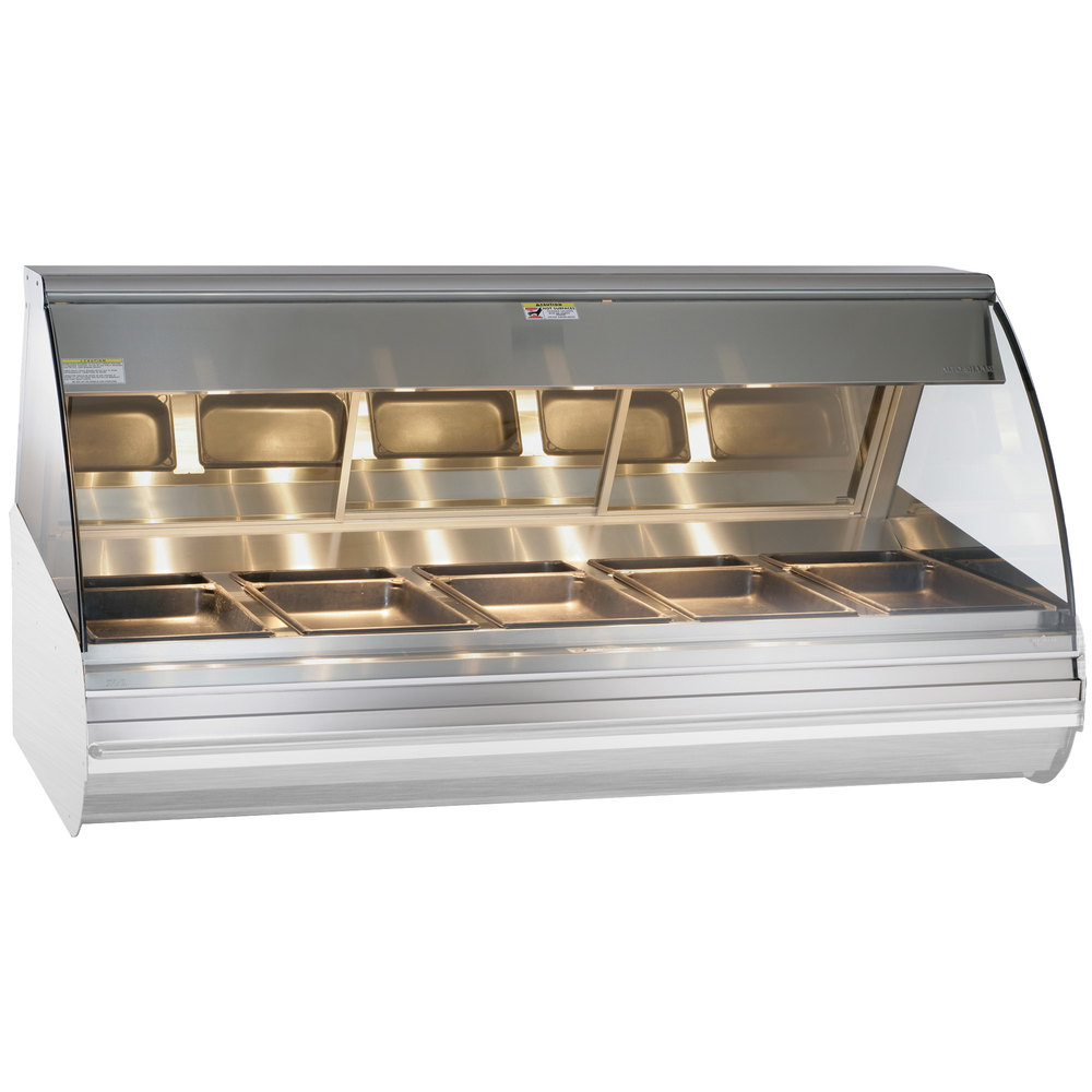 Alto-Shaam HN2-72 S/S Stainless Steel Countertop Heated Display ...