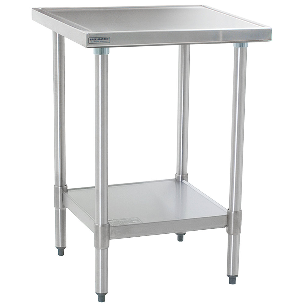 eagle group tsem  x  stainless steel work table with  - eagle group tsem  x  stainless steel work table with undershelf