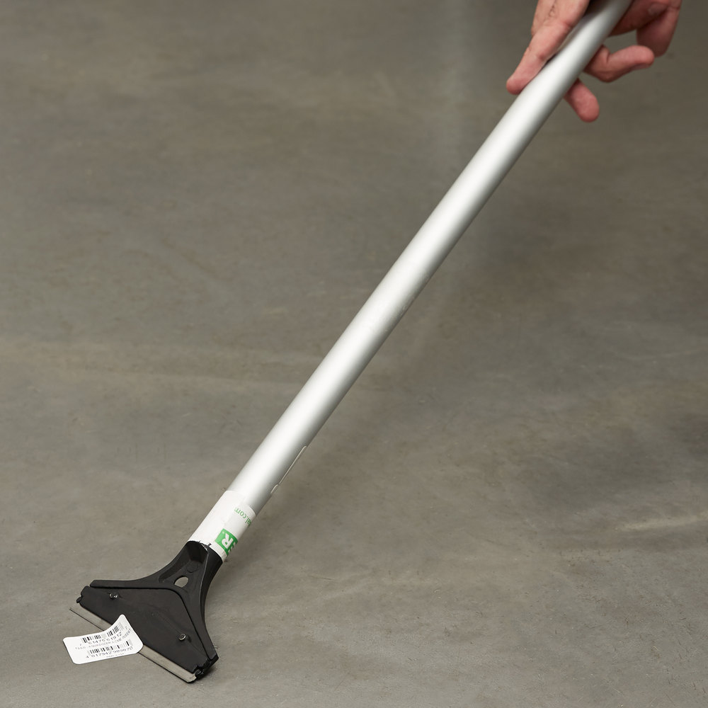 "Unger LH12C 4"" Light Duty Floor Scraper"