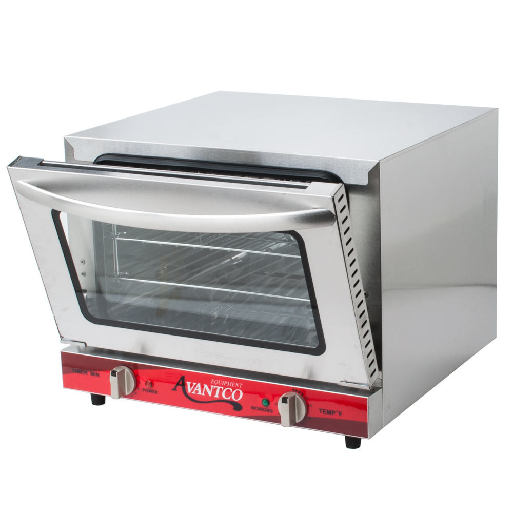 Commercial Countertop Convection Oven Reviews : ... CO-14 Quarter Size Countertop Convection Oven, 0.8 Cu. Ft. ? 120V