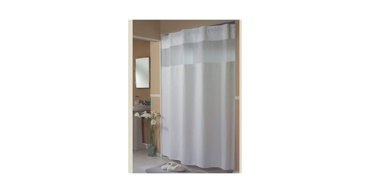 How To Clean Shower Curtain Liner Bleach Curtain