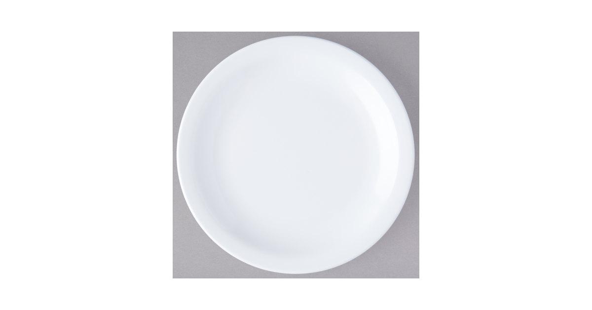Carlisle Kl20502 Kingline 5 1 2 White Bread And Butter Plate 48 Case