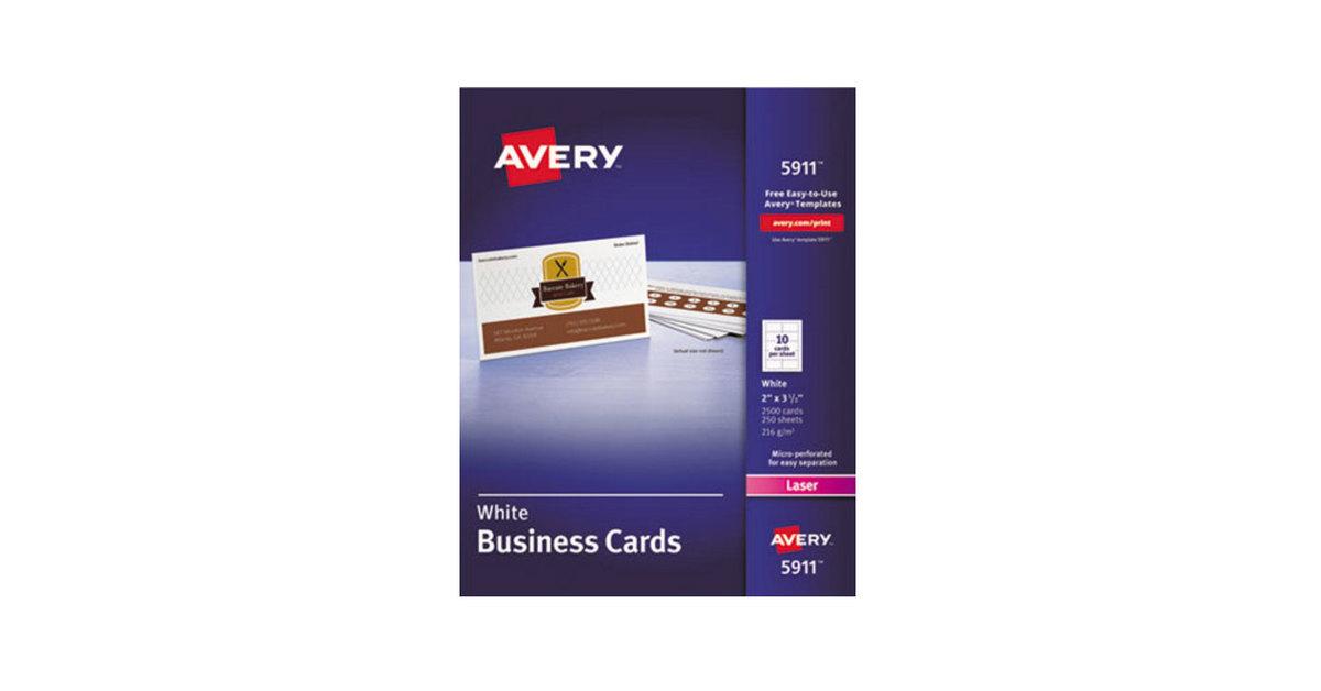 Avery 5911 2\