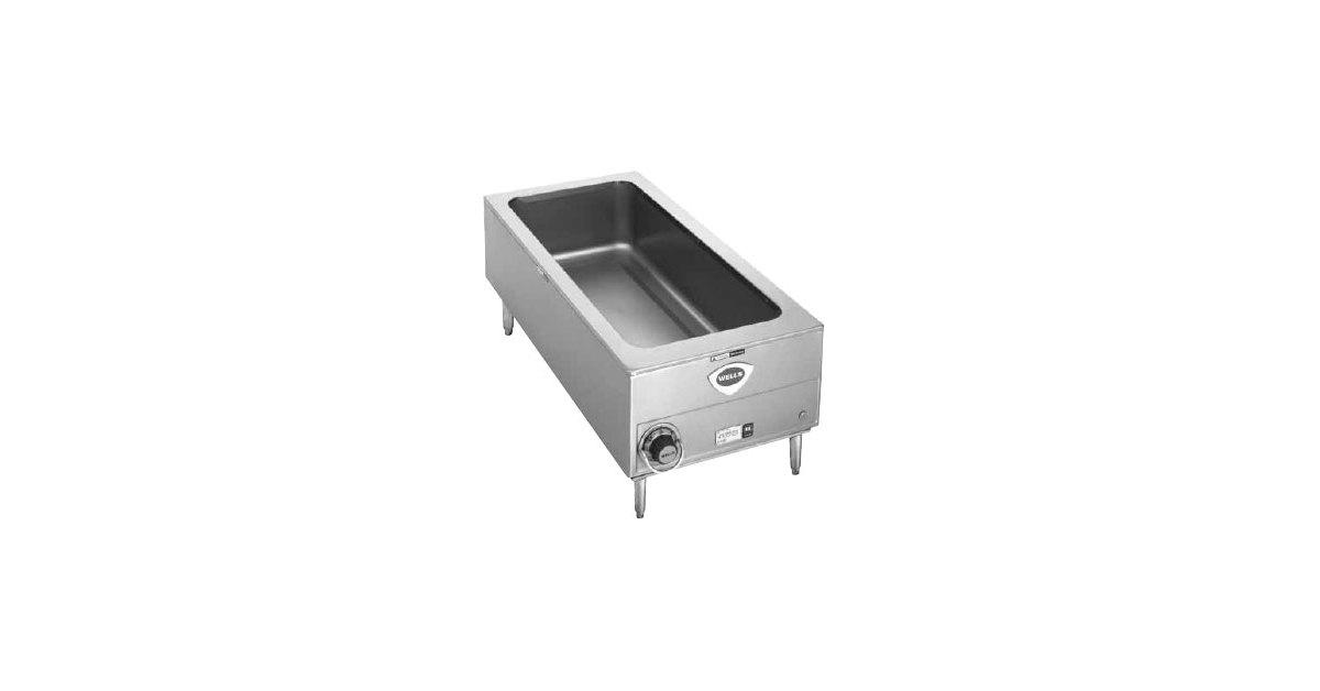 countertop heated warmer with self hdc display shelf product doors countertops sliding service avantco