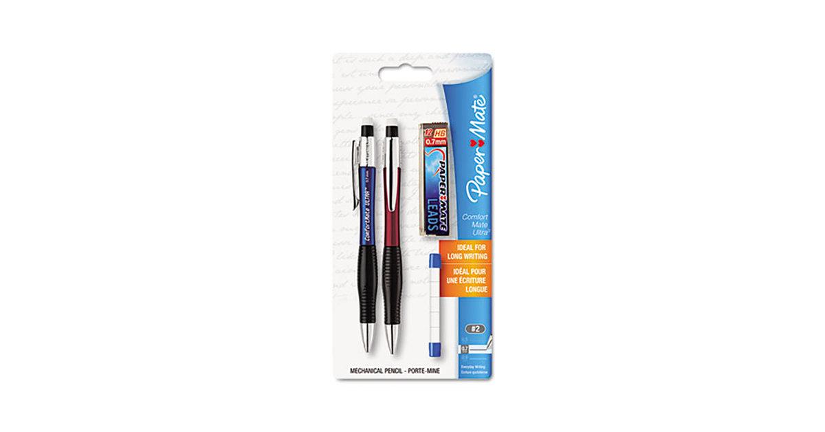 Bulk 720 Pack HB Lead Pencils with Erasers Red Stripe Barrel