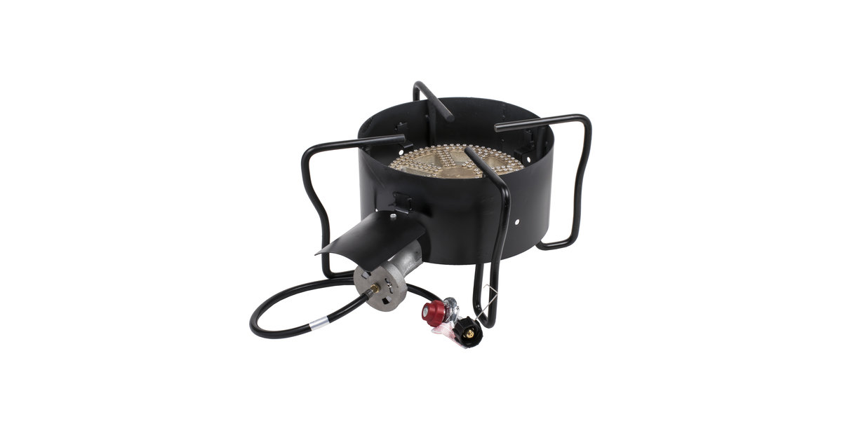 Backyard Pro Single Burner Outdoor Patio Stove Range 110 000 Btu