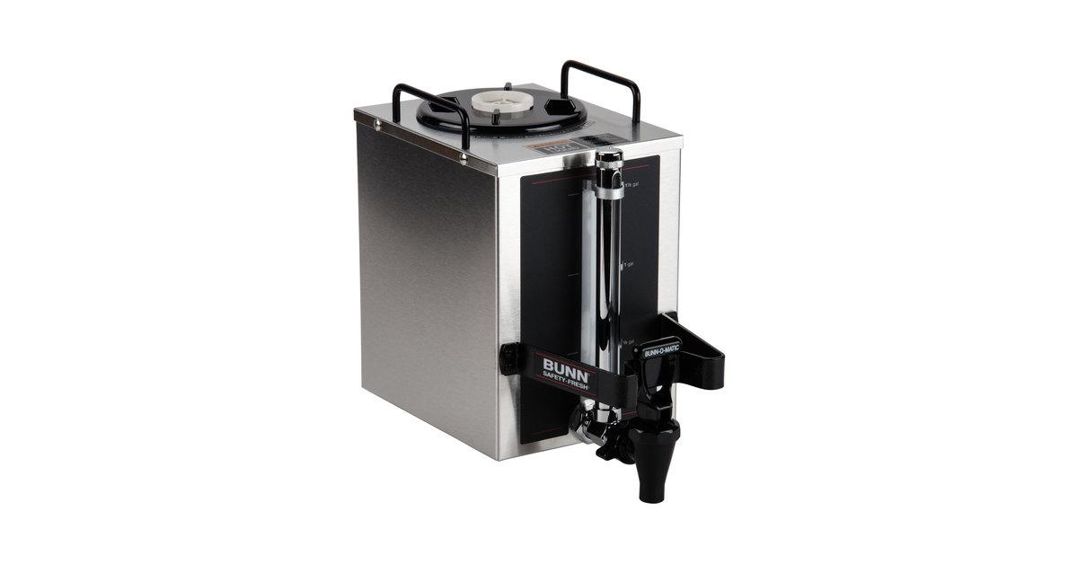 Bar & Beverage Equipment Bunn-o-matic 1.5 Gpr-ff Portable Coffee Server With Warmer Coffee Brewers & Warmers