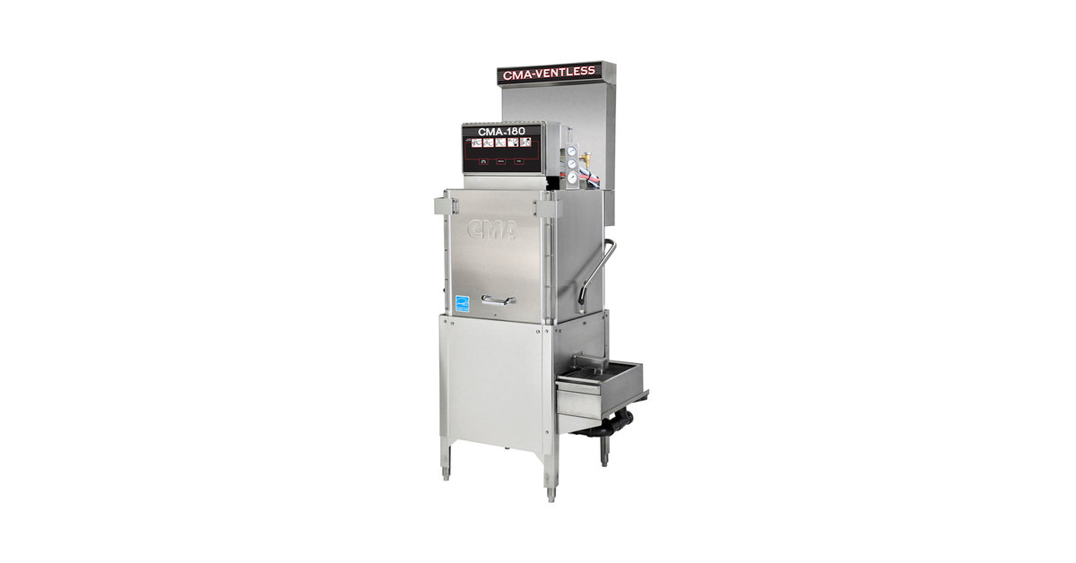 19 Width CMA Dish Machines 13703.20 Cma-44 Dish Machine Curtain 20 ...
