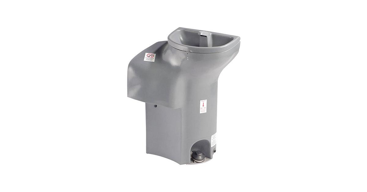 Fleet Sink Static PolyJohn FS3-0026 Foot Pump