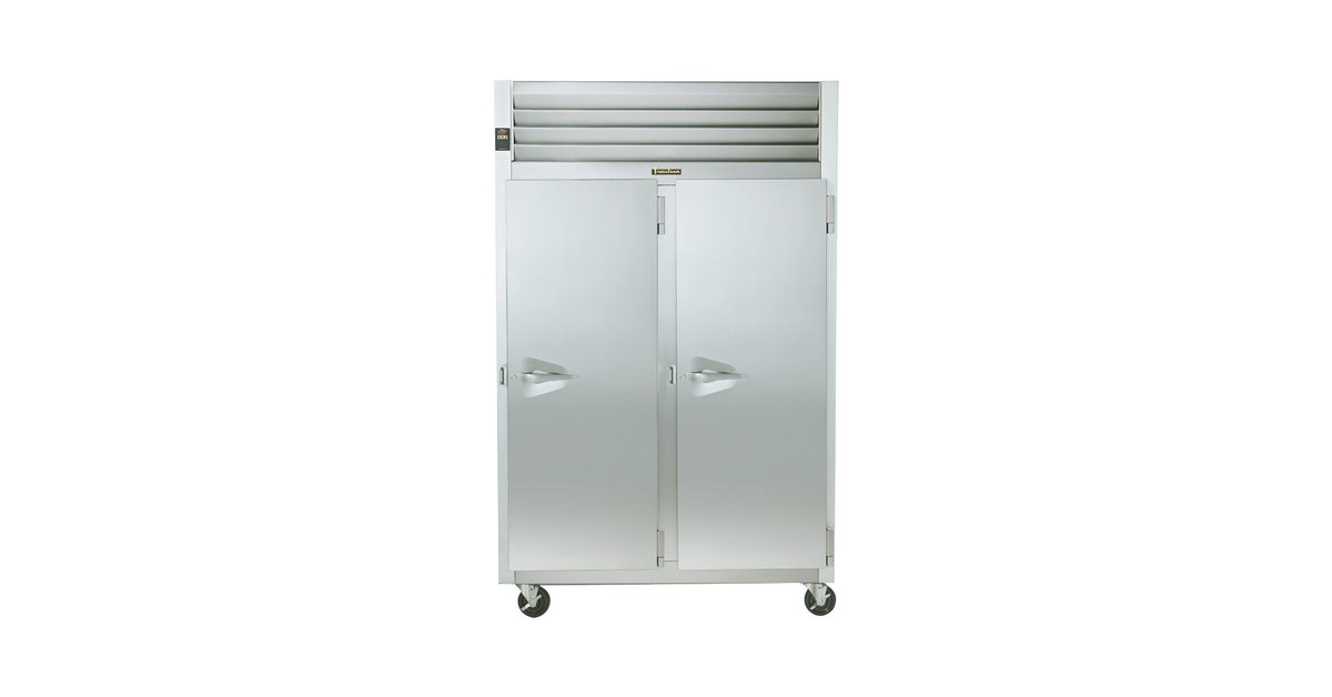 Traulsen GP Section PassThrough Hot Food Holding Cabinet - Hot food holding cabinet