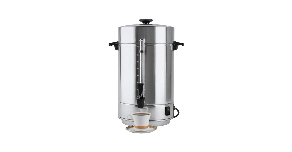 Coffee smart bonjour maker the machine's
