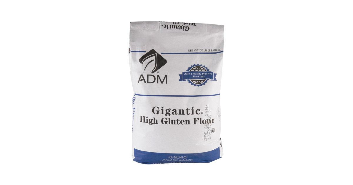 High Gluten Flour - 50 lb