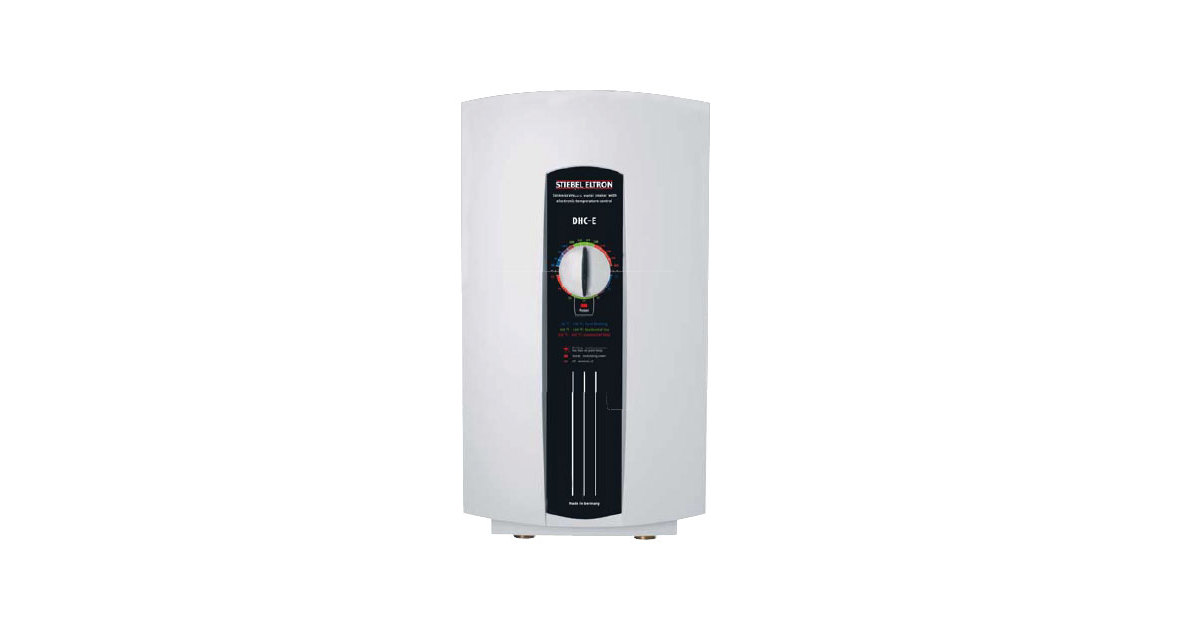 stiebel eltron 224201 dhc-e 8/10 multiple point-of-use tankless