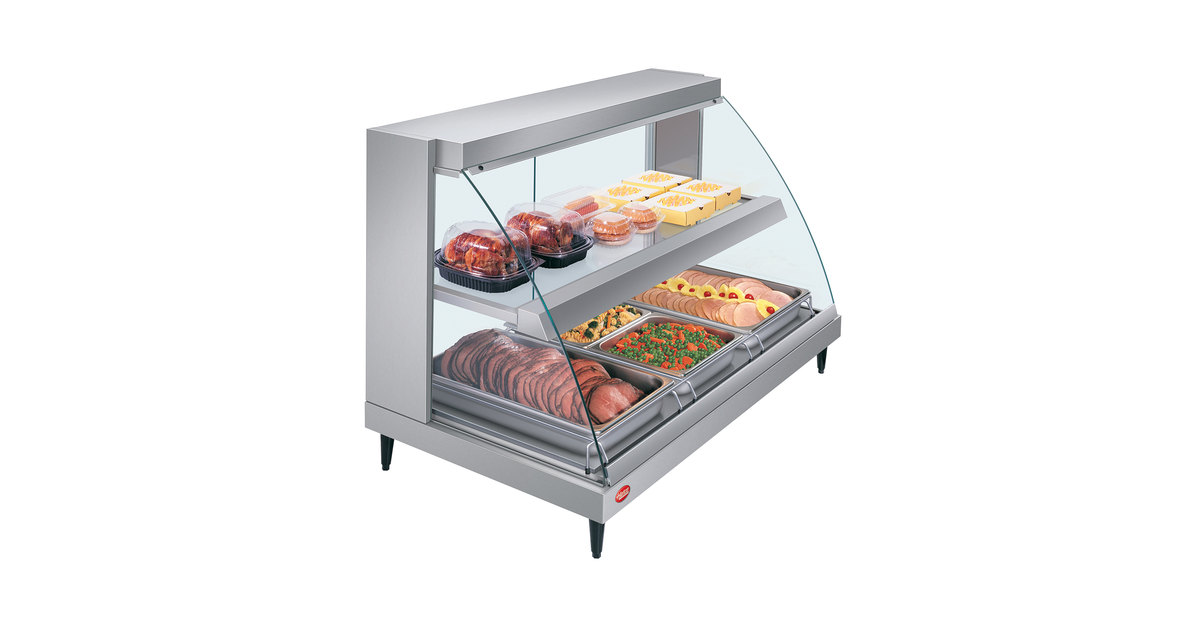 1112688 hatco grcd 3pd glo ray two shelf full service heated display case Hatco Food Warmer Equipment at soozxer.org