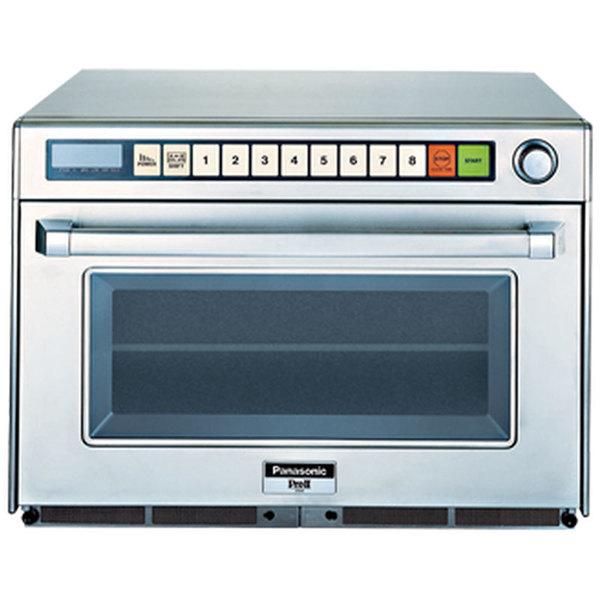 Panasonic Ne 3280 Sonic Steamer Commercial Microwave Oven 208 230 240v 3200w