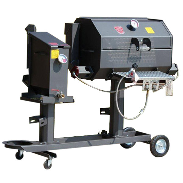 R v works cajun ff2 fryer and 40 grill combo 180 000 for Cajun fish fryer