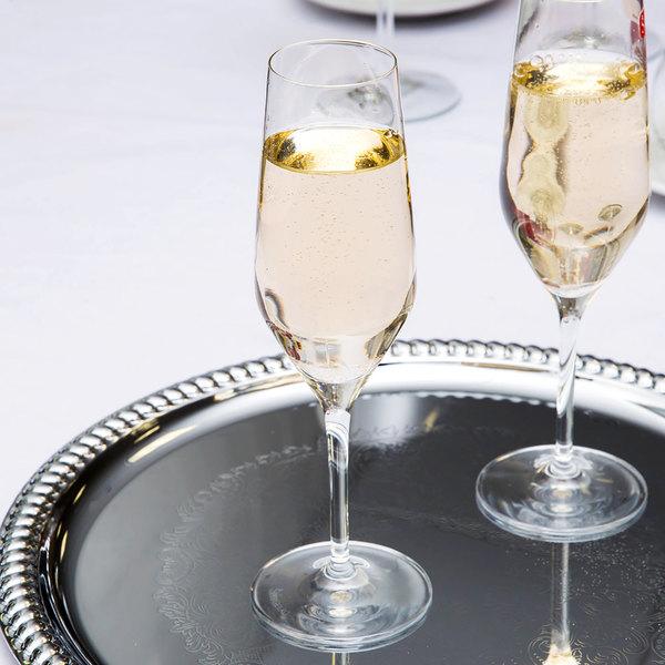 Spiegelau 4678007 style 8 oz sparkling wine flute glass - Spiegelau champagne flute ...
