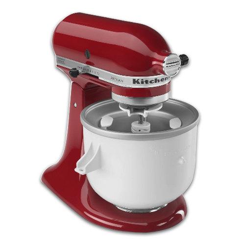 Image Preview -> Kitchenaid Ice Cream Maker