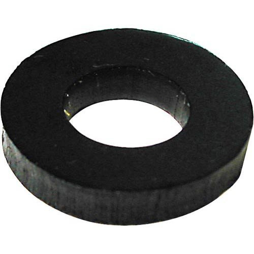 how to make a rubber washer