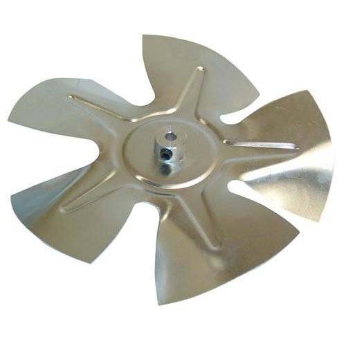 Replacement Aluminum Fan Blades : All points quot aluminum condenser fan blade for