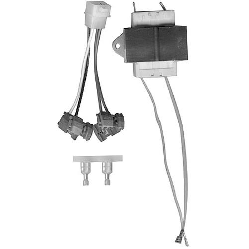 All Points 44-1417 40VA Transformer with Wire Harness - 120V Primary, 24V Secondary