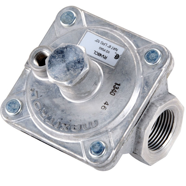 Cooking Performance Group 01.22.1069501 Pressure Regulator for Countertop Charbroilers, Griddles, Ranges/Hot Plates and Fryers
