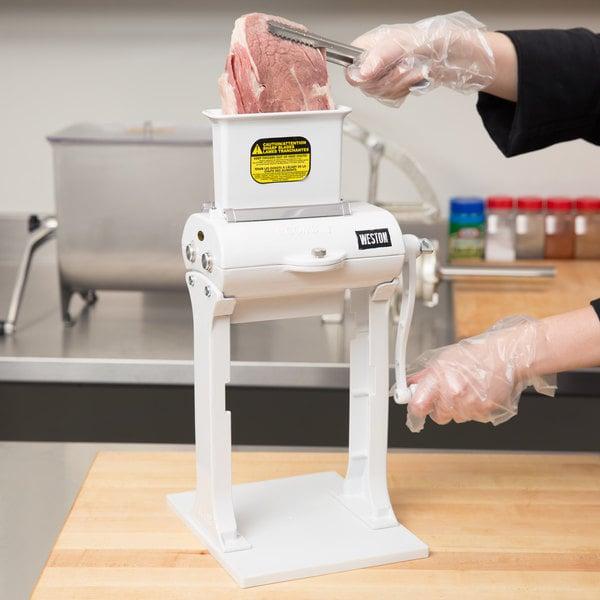 weston 073101wa manual meat tenderizer with two legs