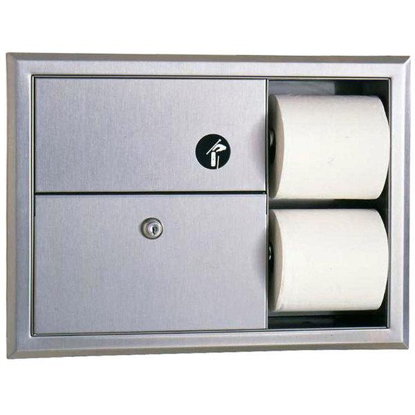 Bobrick B 3094 Classicseries Recessed Sanitary Napkin