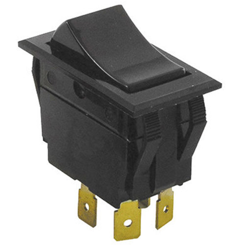 All Points 42-1027 DPST Rocker Switch