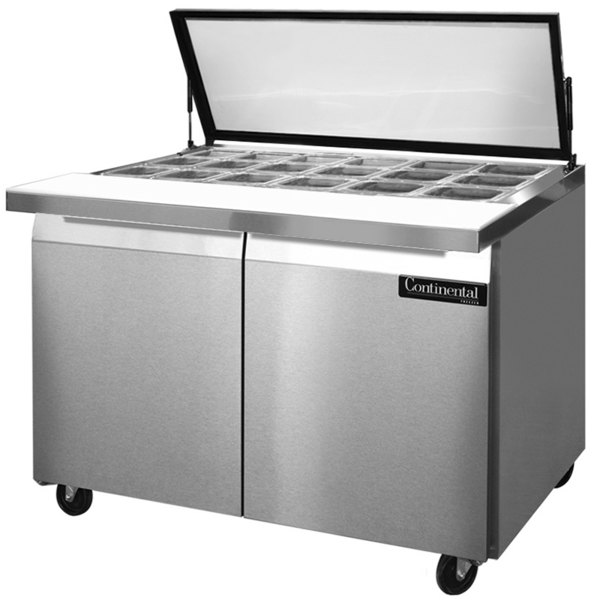 Continental Refrigerator SW48-18M-HGL 48\