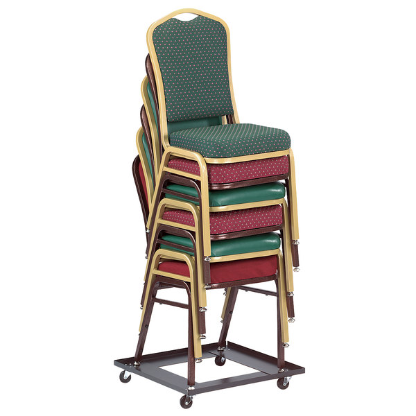 Beautiful National Public Seating DY 81 Stack Chair Dolly