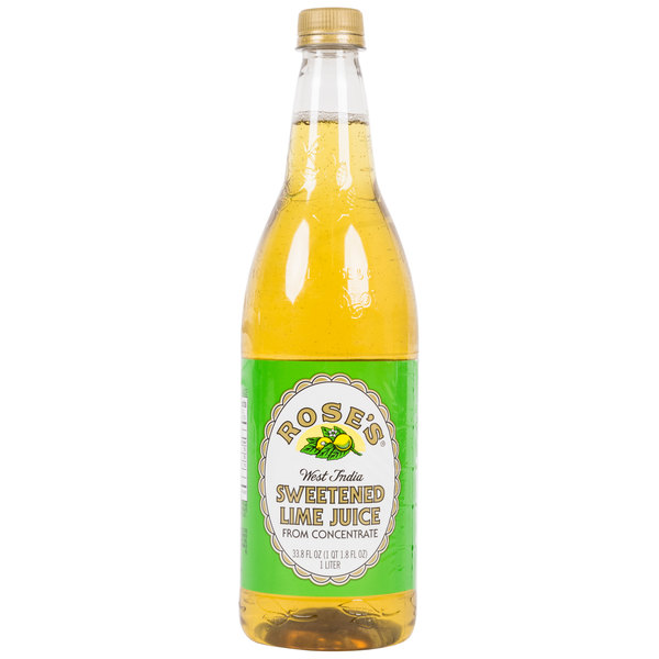 Rose's Lime Juice 1 Liter