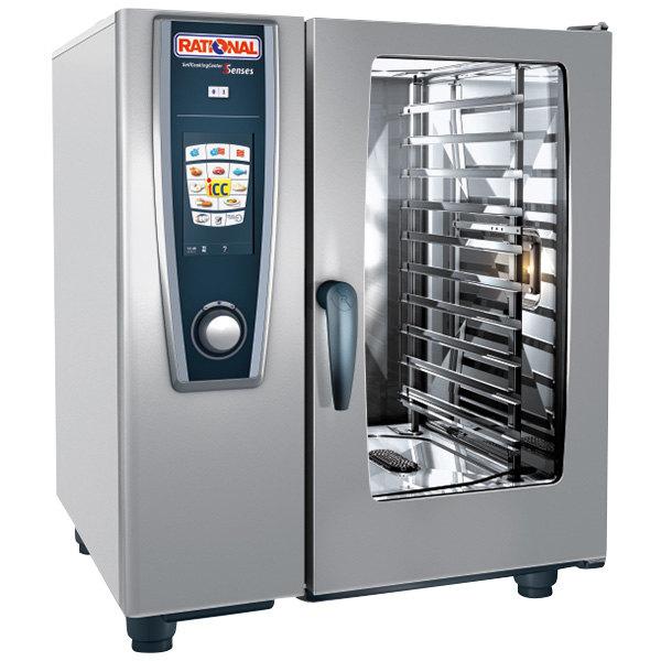Rational combi oven spec sheet