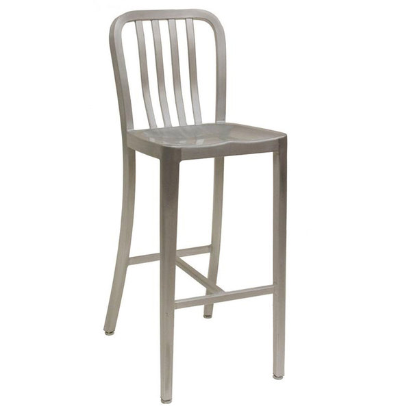 aluminum bar stools swivel tables seating armless slat back stool cast canada