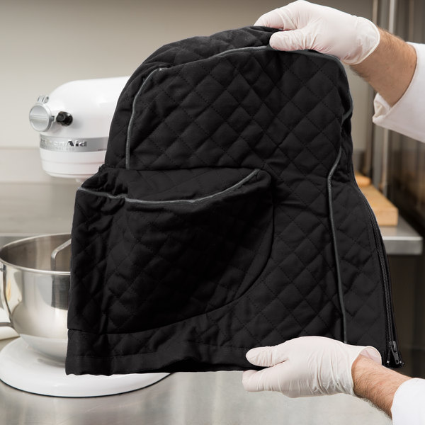 KSMCT1OB Onyx Black Fitted Cover for KSM Tilt-Head Stand Mixers