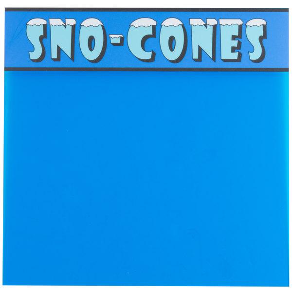 paragon snow cone machine parts