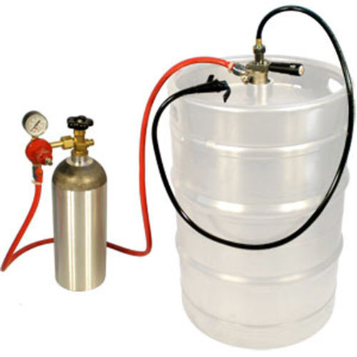 Micro Matic EZ TAP H Keg Party Dispensing System With CO2 Cylinder