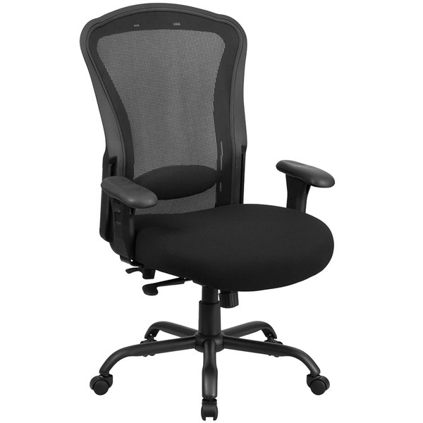 flash furniture lq 3 bk gg high back black mesh intensive