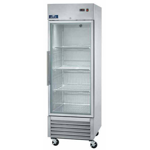 Arctic air agr23 27 one section glass door reach in refrigerator main picture planetlyrics Gallery
