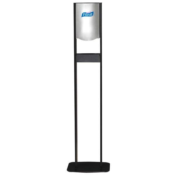 Purell 174 2456 Ds Elite Ltx Floor Stand And Dispenser