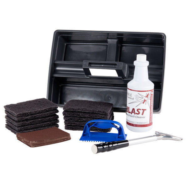 Griddle Gear Cleaning Kit