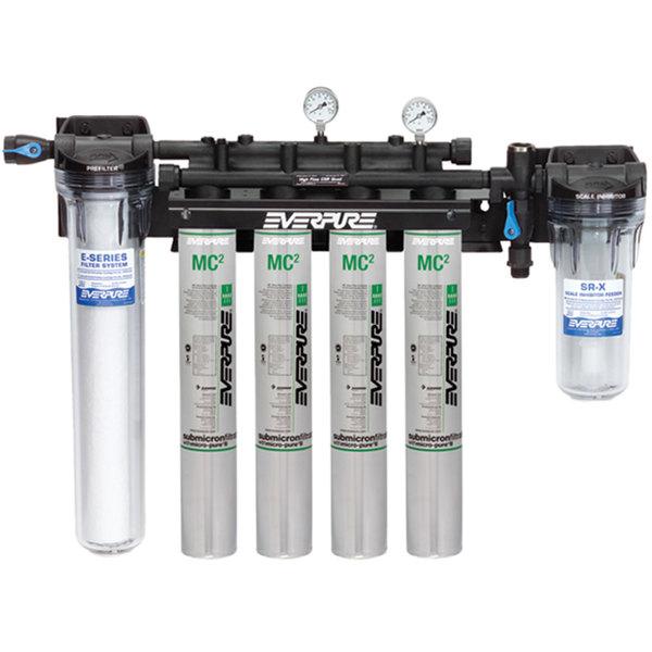 Everpure Ev9437 10 High Flow Csr Quad Mc2 Water Filtration
