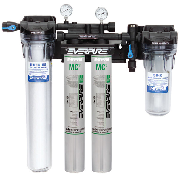 Everpure Ev9330 42 High Flow Csr Twin Mc2 Water Filtration