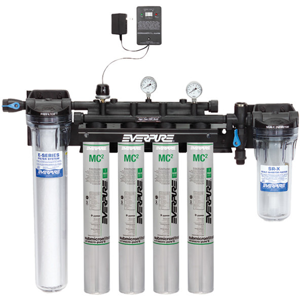 Everpure Ev9437 11 High Flow Csr Quad Mc2 Water Filtration